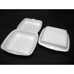 POLY MEAL TRAY MB1'S (250P/C)