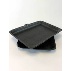 18D BLACK TRAYS (500p/c)