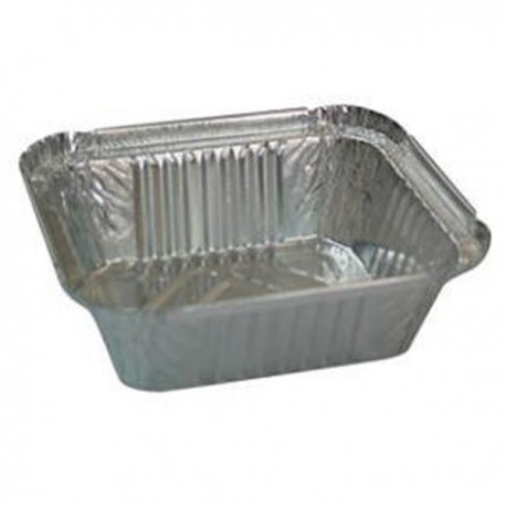 NO.2 FOIL CONTAINERS (1000)