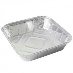 "9""X9""FOIL CONTAINERS (200P/C)"
