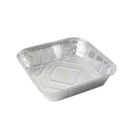 """9""""X9""""FOIL CONTAINERS (200P/C)"""