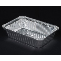"9""X6"" FOIL CONTAINERS"