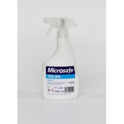 Microsafe 500ml Disinfectant Spray