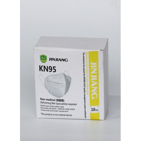 Non-Medical Face Mask - KN95