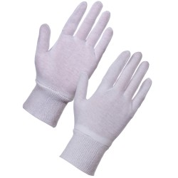 COTTON LINER GLOVES (600P/C)